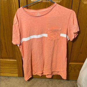 L American Eagle Tshirt- Pink